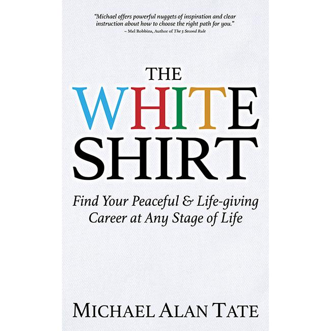 The White Shirt by Michael Alan Tate