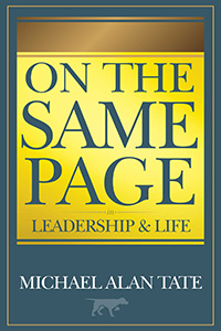 On The Same Page in Leadership & Life
