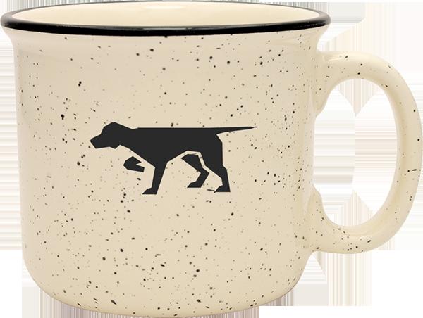 birddog coffee cup